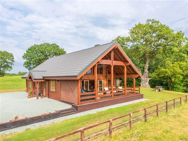 Hampton Lodge in Shropshire