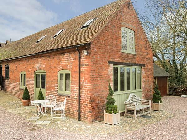 Ham's House in Shropshire