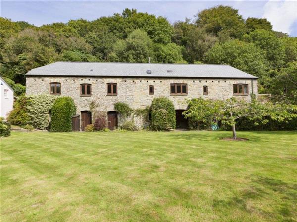 Hanger Mill Barn in Devon