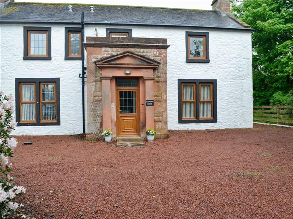 Hangingshaw Farm Cottages - Partridge House in Dumfriesshire