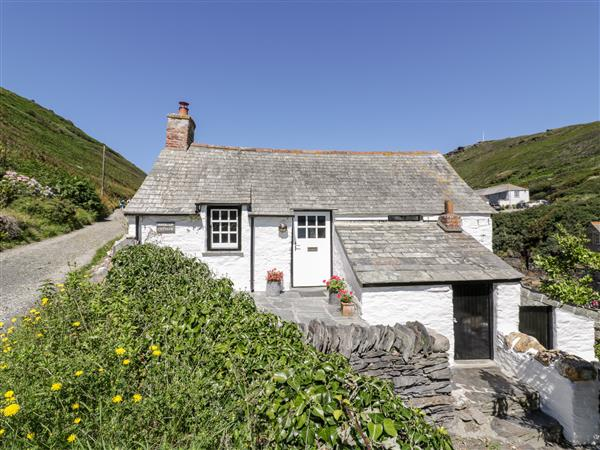 Harbour Cottage in Boscastle, Cornwall