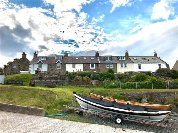 Harbour Cottage in Northumberland