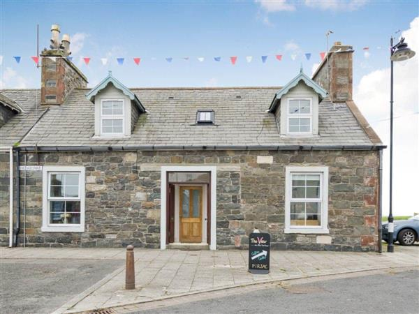 Harbour Cottage in Wigtownshire