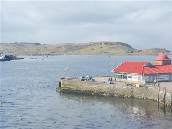 Harbour Hideaway in Argyll