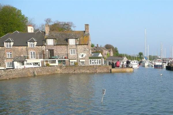 Harbour House Apartment in Porlock Weir, Somerset
