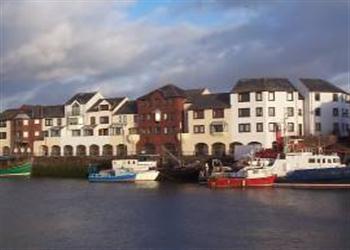 Harbour Lights in Cumbria