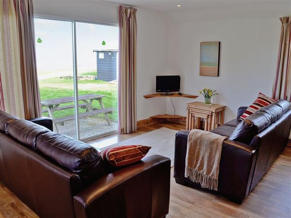Harbour Lodge in Cornwall