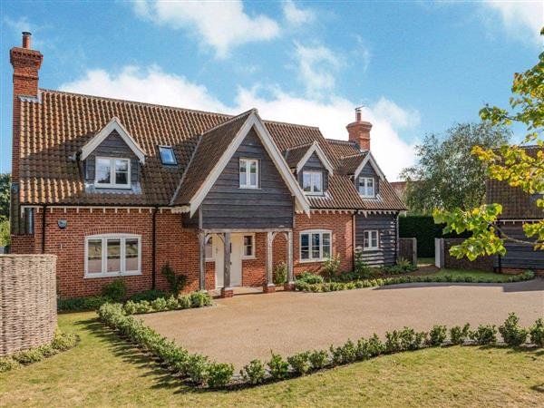 Harbour Lodge in Suffolk