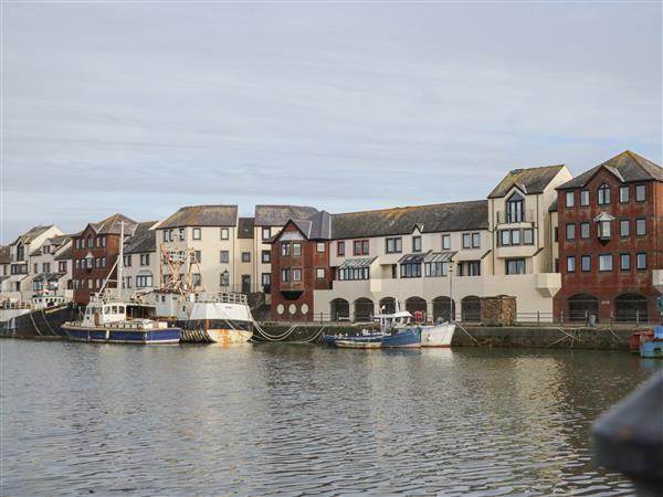 Harbour Side in Cumbria