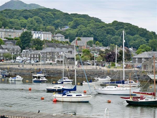 Harbour View in Gwynedd