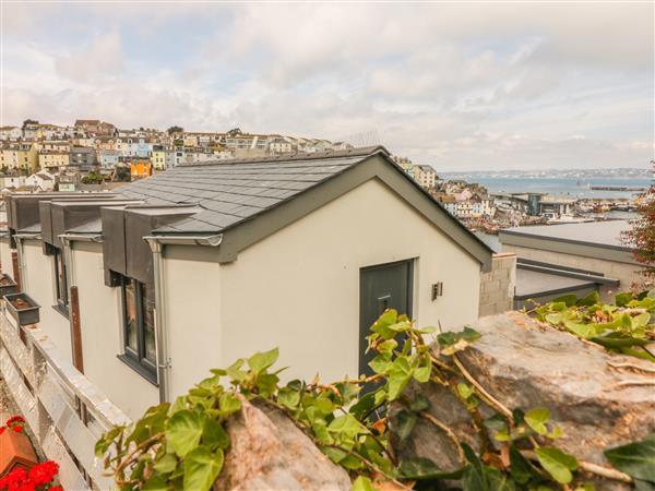 Harbour View Retreat in Brixham, Devon