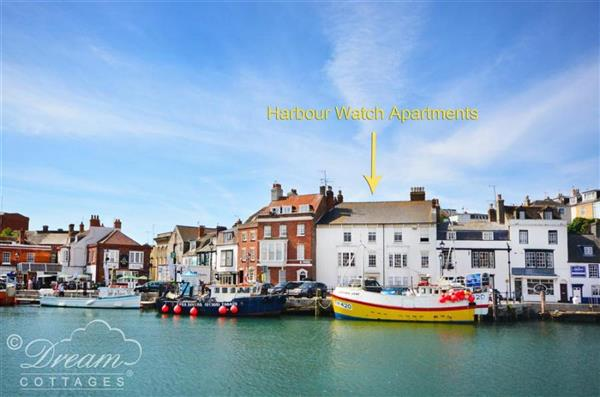 Harbour Watch Apartment 5 in Dorset