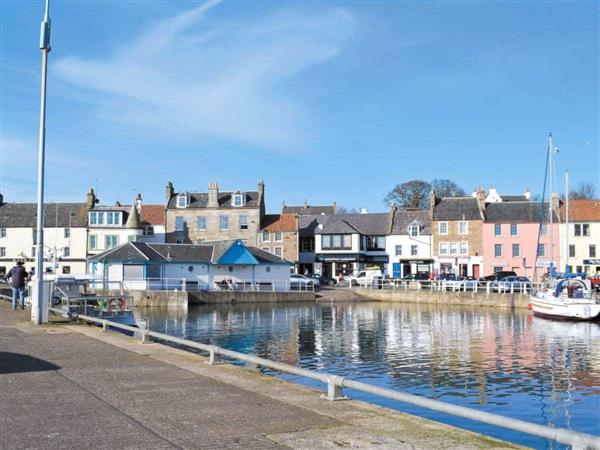 Harbourside Apartment in Fife