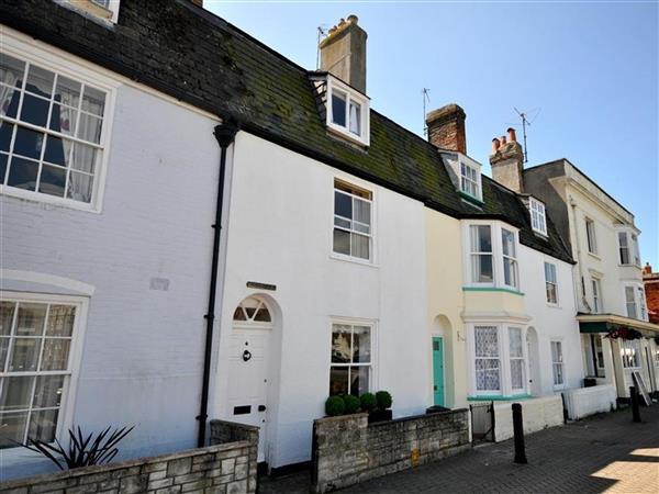 Harbourside Cottage in Dorset
