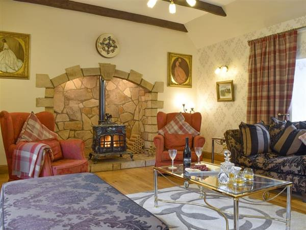 Hardilands Farmhouse in Stirlingshire