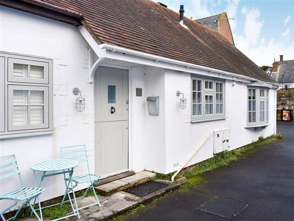 Hardtack Cottage in Yarmouth, Isle of Wight