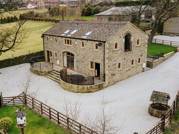 Hargreaves Head Holiday Cottages - Cedar Barn in West Yorkshire
