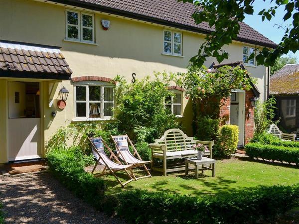 Harness Cottage, Suffolk