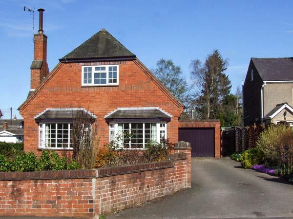 Harris House in Shropshire
