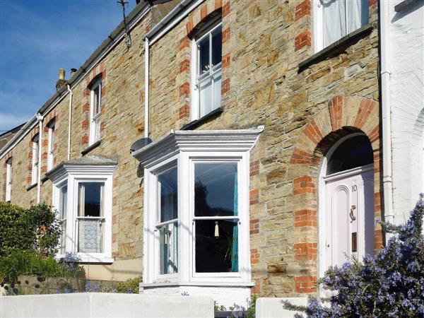 Harrison Terrace in Cornwall