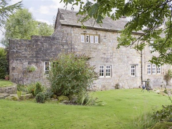 Harrop Fold Cottages - Manor House Cottage in Lancashire