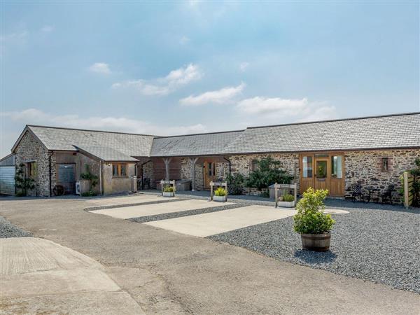Hartland Holiday Barns - Stable in Devon