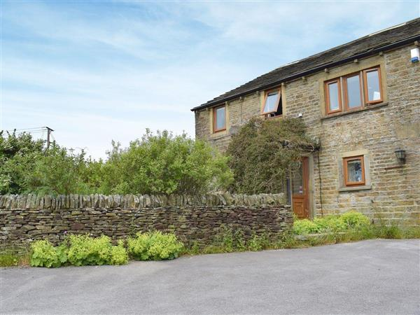 Harwes Farm Cottage in Lancashire