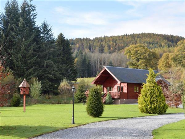 Hatton Lodge in Perthshire