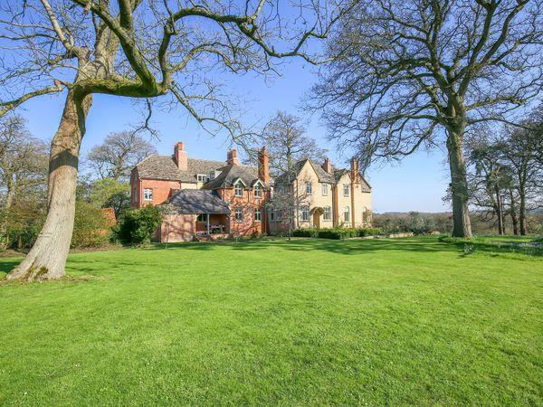 Hattons Lodge in Wiltshire