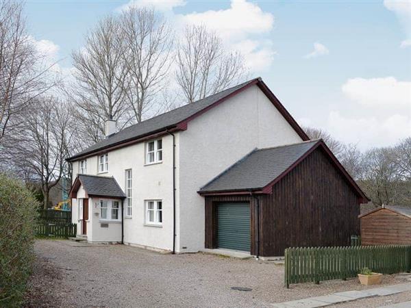 Haugh House in Banffshire