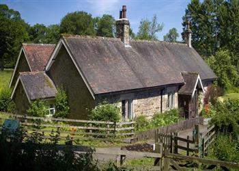 Haughton Castle - Garden Cottage in Northumberland