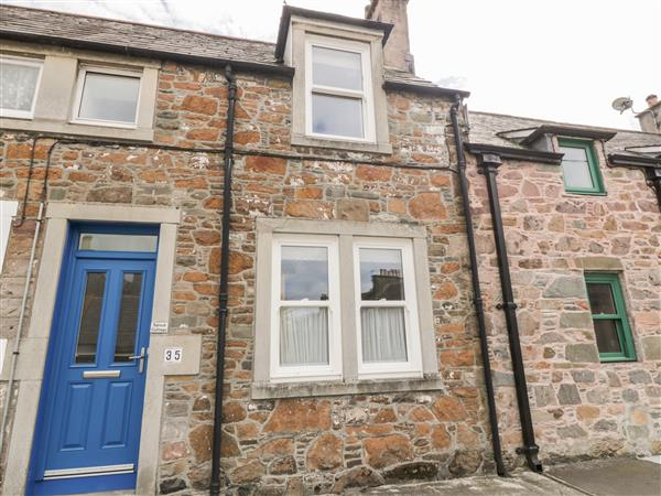 Haven Cottage in Kirkcudbrightshire