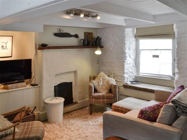 Haven Cottage in Cornwall