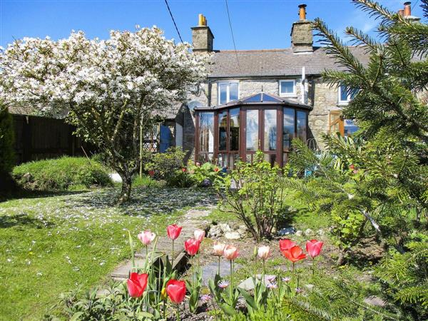 Hawksland Cottage in Cornwall