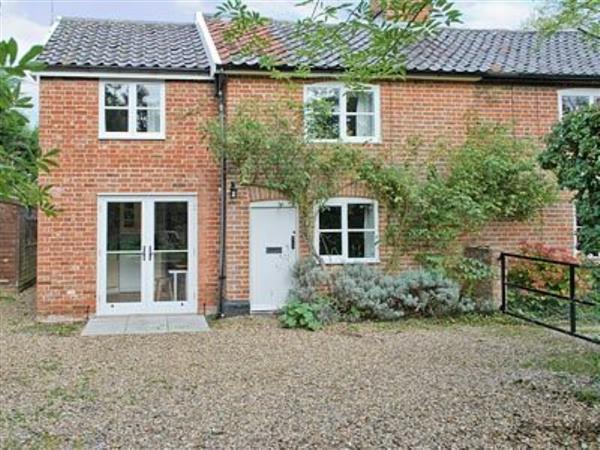 Hawthorn Cottage in Norfolk