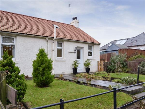 Hawthornbank Cottage in East Lothian