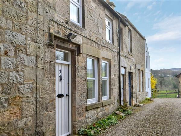 Hawthorne Cottage in Northumberland