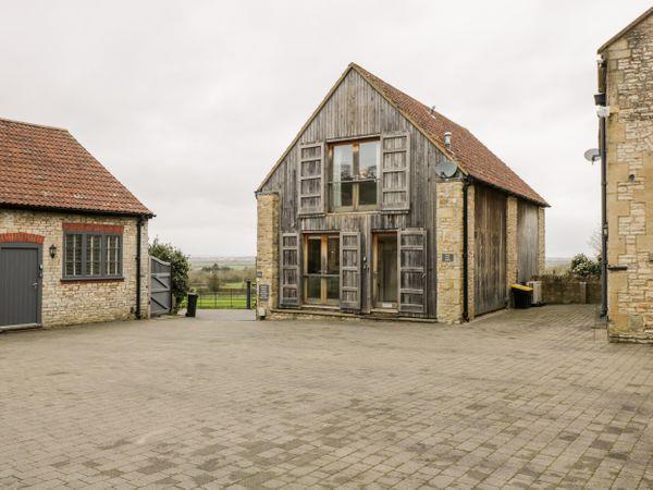 Hay Barn in Avon