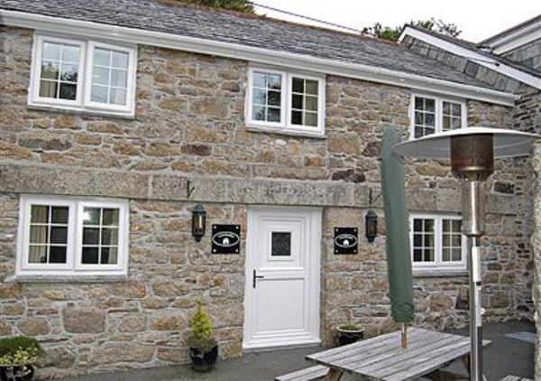 Haybarn in Cornwall