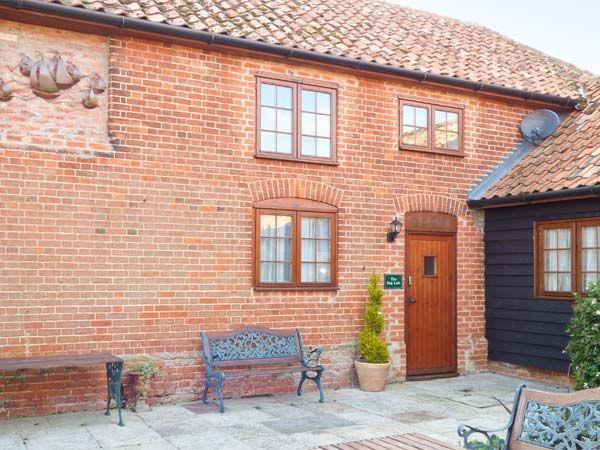 Hayloft Cottage in Suffolk