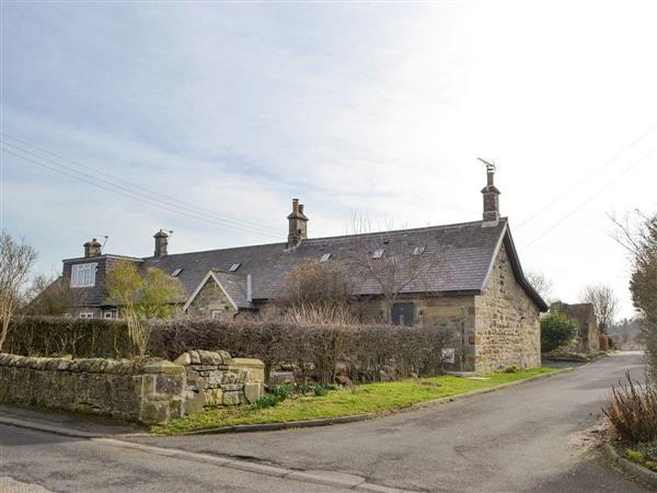 Hazel Cottage in Northumberland