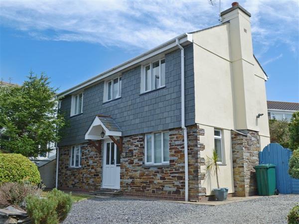 Hazel Cottage in Cornwall