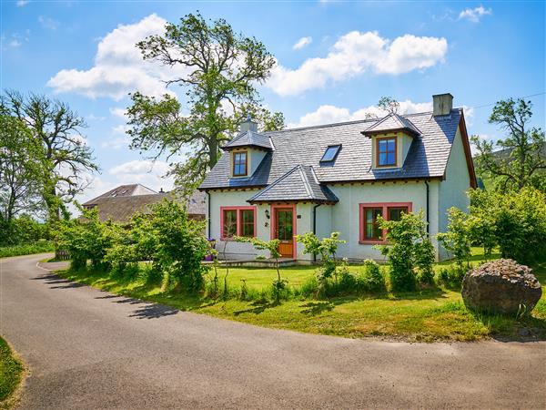Hazel Lodge in Angus