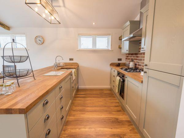 Hazel Lodge from Sykes Holiday Cottages