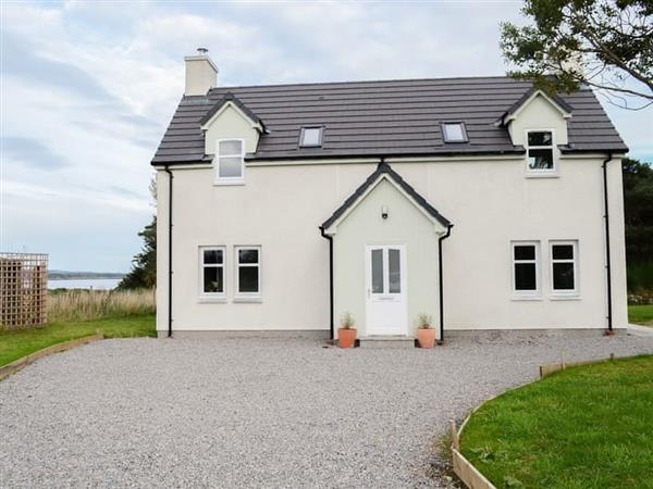 Hazely Cottage in Edderton, near Tain, Ross-Shire