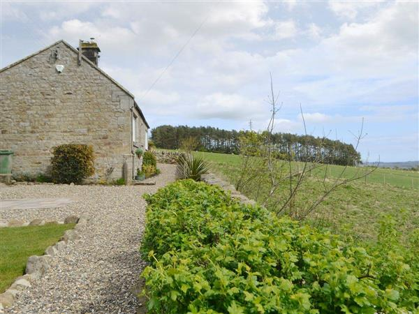 Healey Farm Cottage in Northumberland