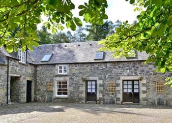 Hearthstanes Cottages - Lategillan Rig in Lanarkshire