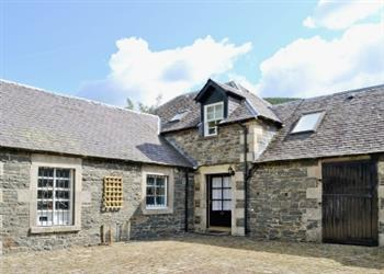 Hearthstanes Cottages - Manyleith Rig in Lanarkshire