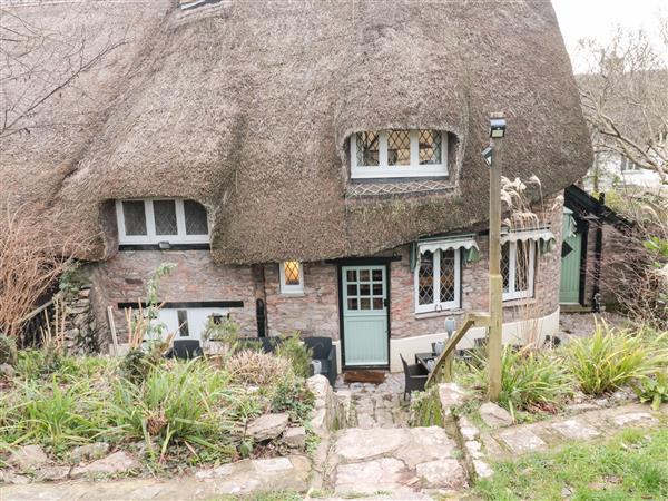 Hearthstone East Cottage in Brixham, Devon