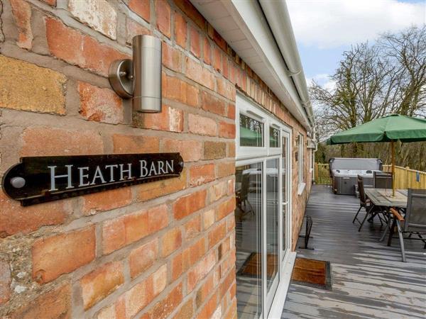Heath Barn in Herefordshire